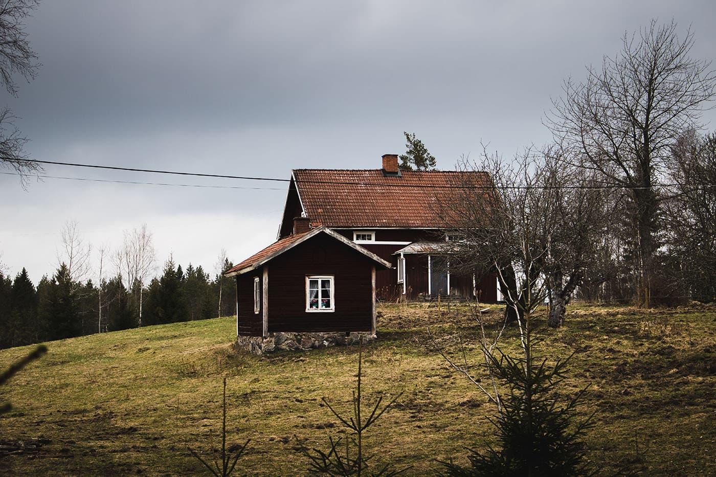 Dränering Borlänge, Dränera Hus Borlänge, Dränering källare, Dränering källare Borlänge, Dränering Dalarna, Husdränering Borlänge, Markarbeten Borlänge bild