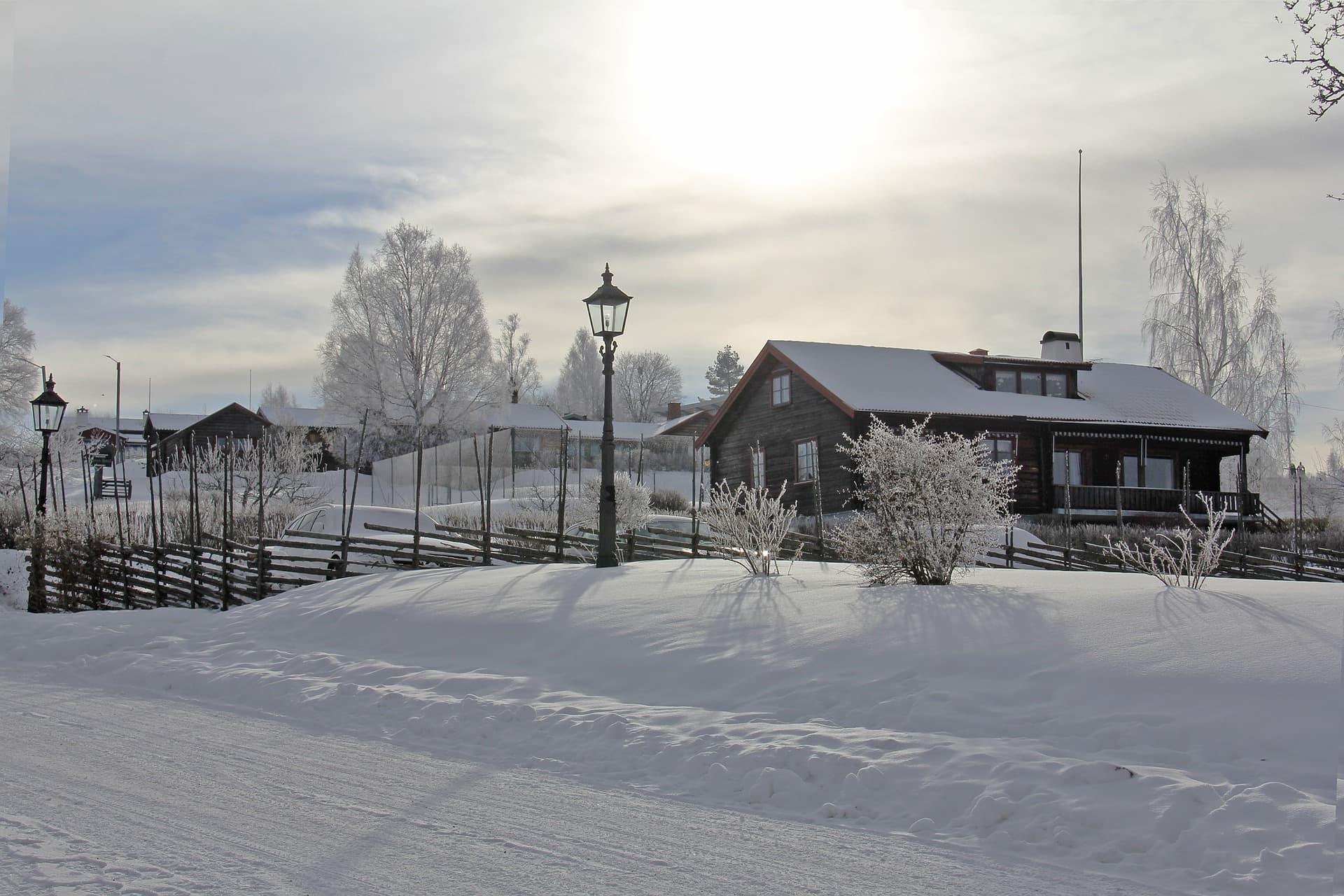 Dränering Dalarna, Dränera hus Dalarna, Husdränering Dalarna, Markarbeten Dalarna  bild